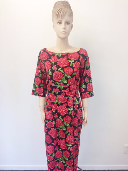 Red Rose Dress Classic Range Limited Edition