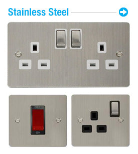 Flat Plate Stainless Steel