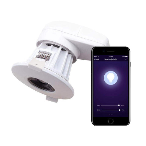 Smart WiFi Dimmable CCT 8W Fire Rated LED Downlight