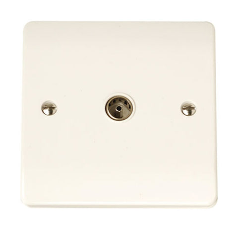 Single Coaxial Outlet