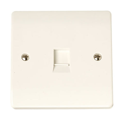 Rj11 Telephone Socket - Ireland/us