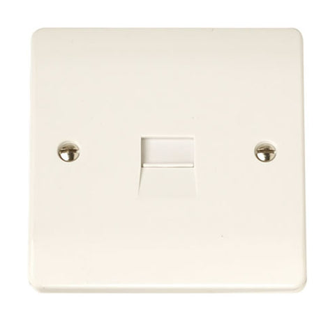 Single Telephone Socket - Master