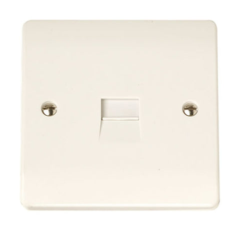 Single Telephone Socket - Secondary