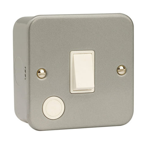 20A DP Switch With Optional Flex Outlet