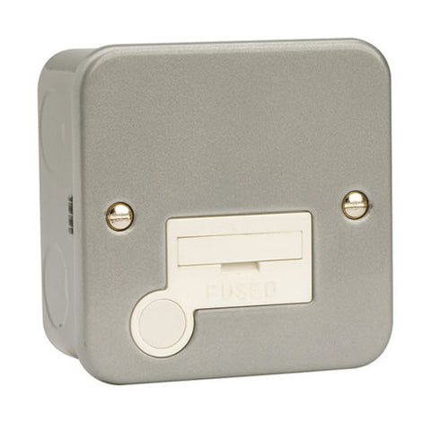 3a Fused Connection Unit With Optional Flex Outlet