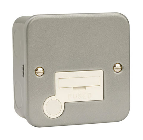 13A Fused Connection Unit With Optional Flex Outlet
