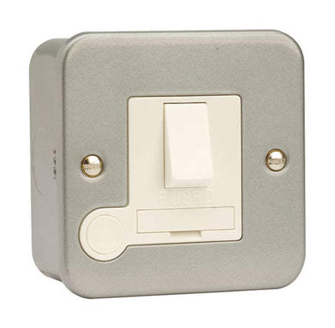 13A Fused Connection Unit DP Switched With Optional Flex Outlet