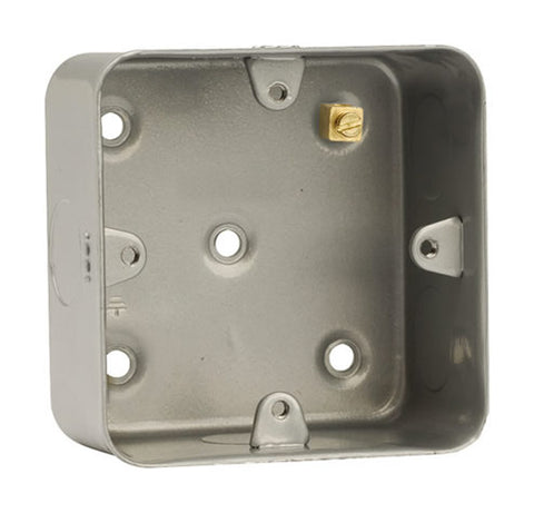 1 Gang Mounting Box (40mm Deep)