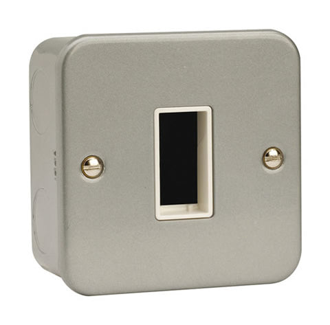 1 Gang Switch Plate – 1 Aperture