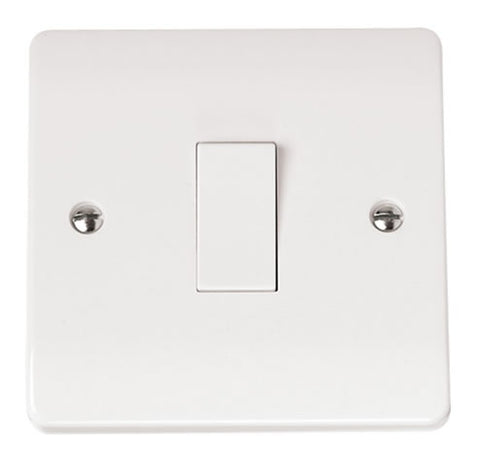 White 10AX Intermediate Switch