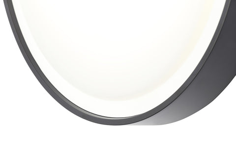 Ripon 310mm Round LED Flush Light