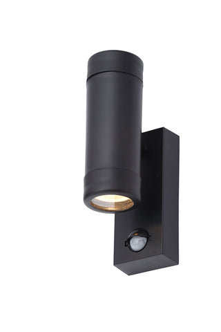 Coast Neso Up - Down Wall Light With PIR