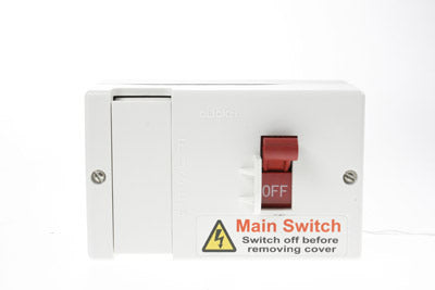 80a Fused Main Switch (lockable)