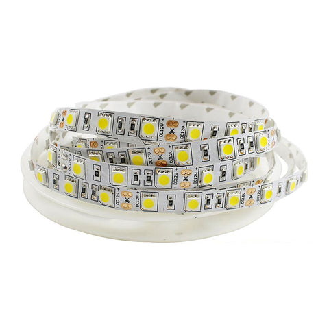 FLEXIBLE LED 5 METRE STRIP LIGHT - 60 LED PER METER