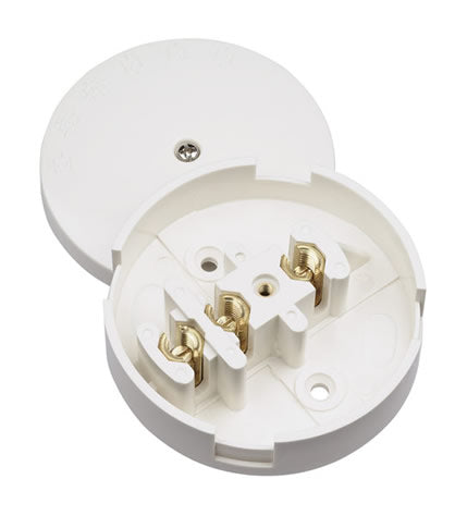 30a Junction Box Selective Entry 3 Terminal – White