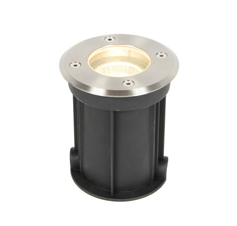Stainless Steel Zinc Pan Outdoor Drive Over Light -  IP65