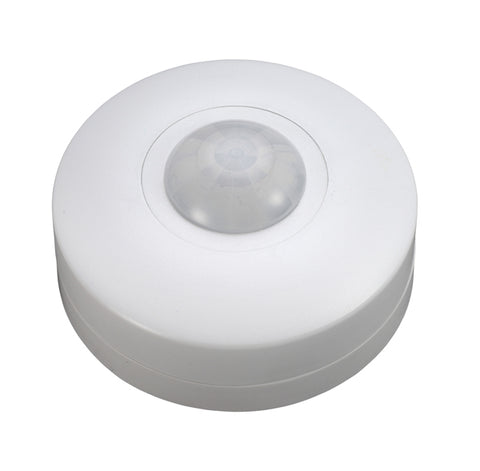 White Zinc Thebe Outdoor 360 Degree PIR Single Motion Sensor -  IP20