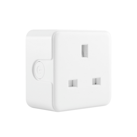 Click Smart+ Home WIFI 13A Plug-in Adaptor Plug Socket