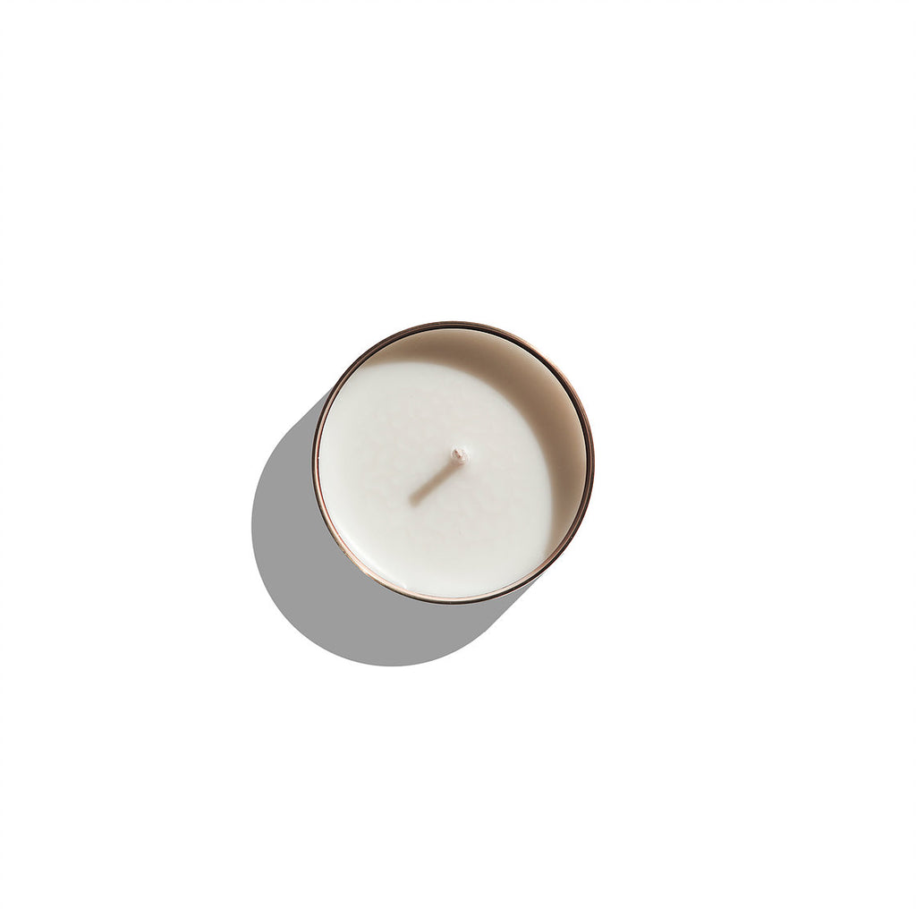COCOLUX | SAGE FLOWER & LEMON MYRTLE - 225G SOL COPPER CANDLE