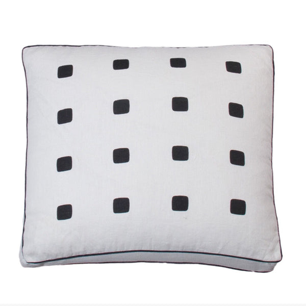 Emo Palm Spring Linen Cushion