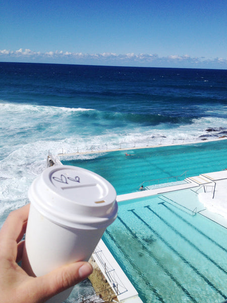 TOP 5 COFFEE SPOTS IN BONDI
