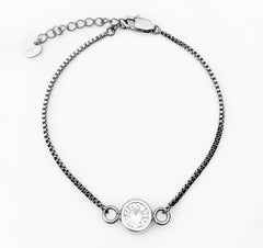 The Bella Bracelet - Silver