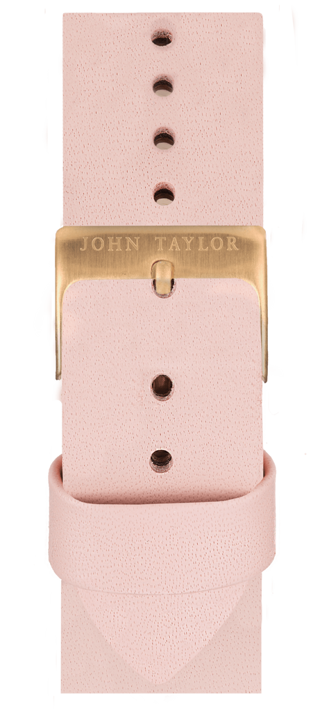 Blush & Gold - John Taylor Watches