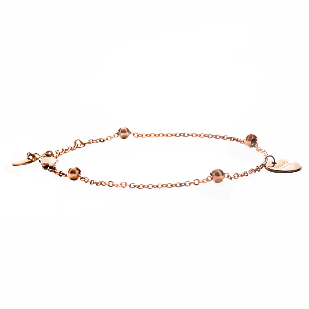 Twilight Bracelet - Rose Gold - John Taylor Watches
