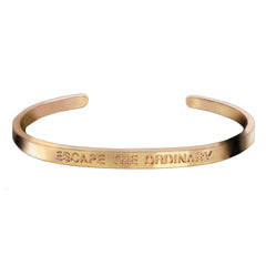 The Fraser Cuff - Gold