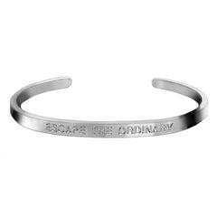 The Fraser Cuff - Silver