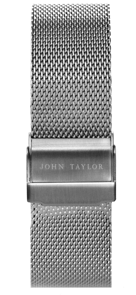 Silver Mesh - John Taylor Watches