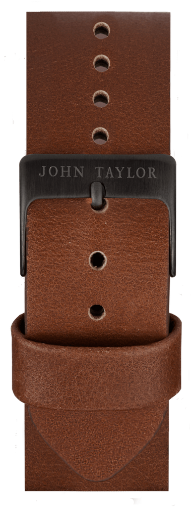 Black & Tan - John Taylor Watches
