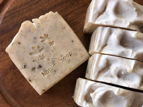 Lemon and Pepper Soap
