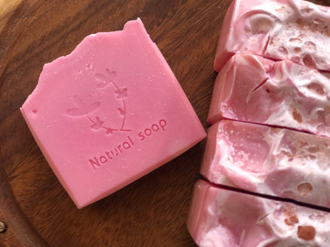 Pink Shea Butter with Himalayan Soap