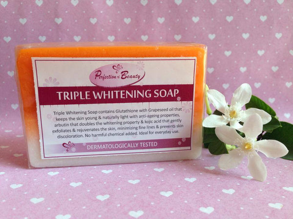 Triple Whitening Soap 135g
