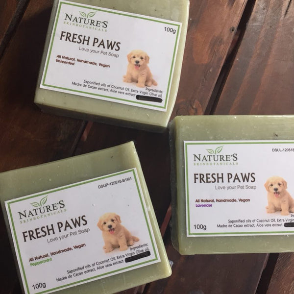 Fresh Paws Love your Pet Soap 100g
