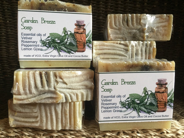 Garden Breeze Soap 100g