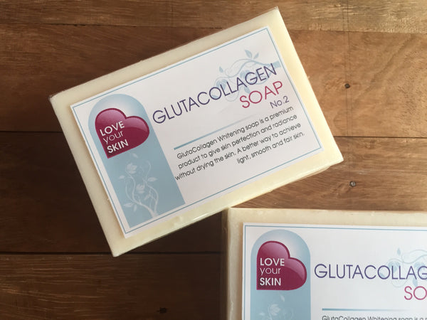 GlutaCollagen Soap 135g