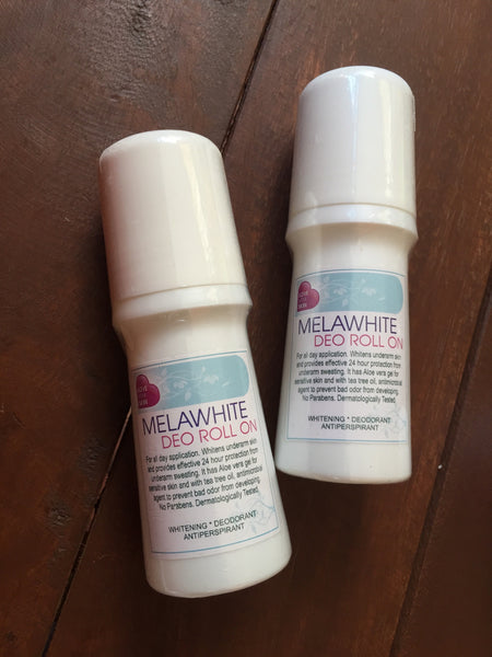MelaWhite Deo Roll On 70ml