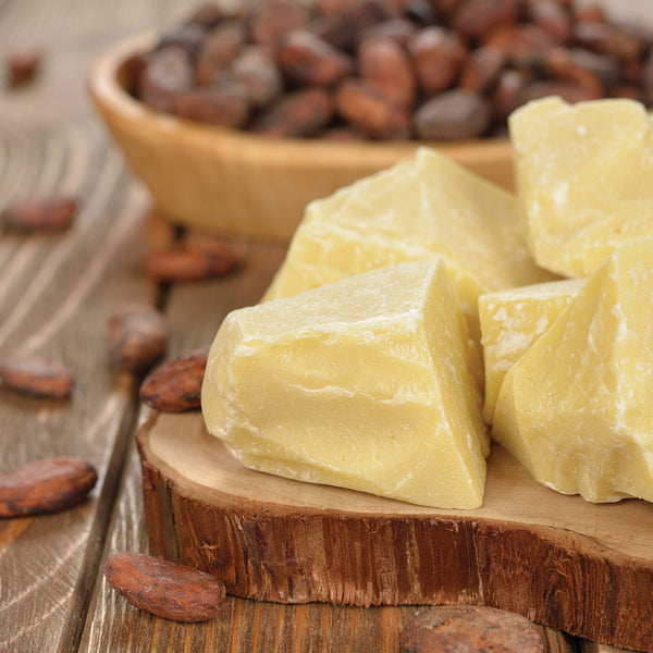 Raw Cocoa Butter (Palawan Cocoa Butter)