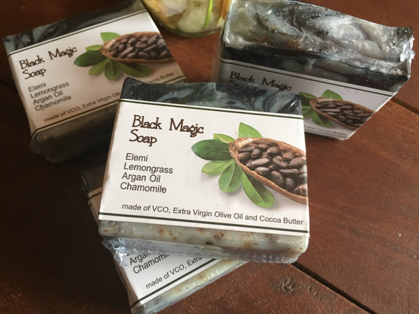 Black Magic Soap 100g