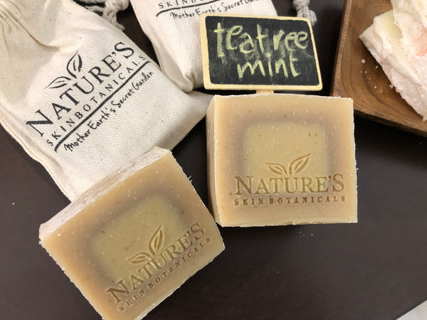 Teatree Mint Soap 100g