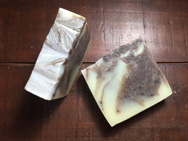 Coffee with Pili Oil Soap 100g