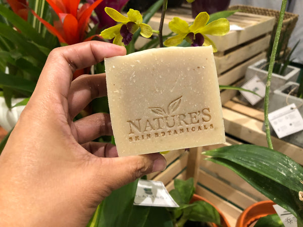 French Green Clay Soap 100g