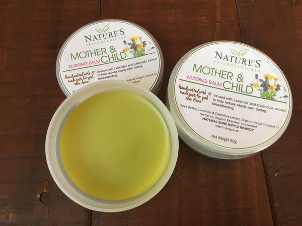 Mother and Child Nursing Balm 50g