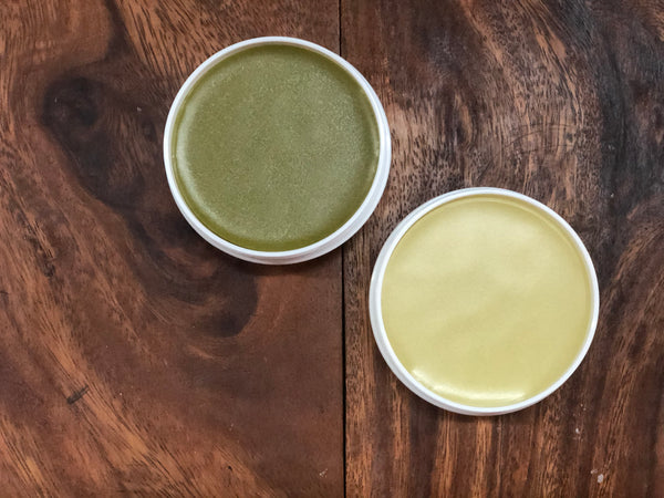 Building Balm, Salve and Rubs Workshop