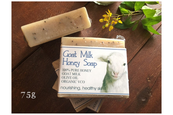 Goat Milk + Honey Soap