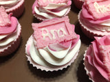 Customized Cupcake Soaps