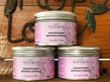 Beeswax Candle - Lavender Calm 80g