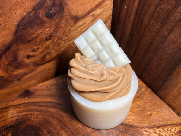 Cupcake Soap - ChocoMint Frost 100g